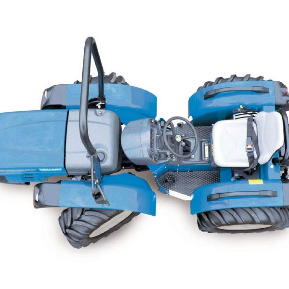 VALIANT 550 RS (a ruote sterzanti)